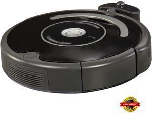 iRobot 655 Roomba Robot Vacuum, Gray