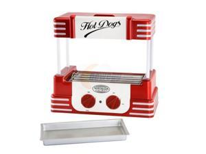 NOSTALGIA ELECTRICS RHD-800 Retro Hot Dog Roller