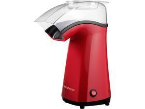 NOSTALGIA ELECTRICS  APH200RED  Red  Air Pop Hot Air Popcorn Maker