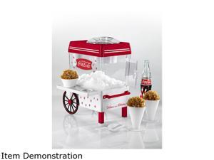 NOSTALGIA ELECTRICS SCM550COKE Coca-Cola Snow Cone Maker