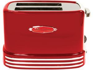 Nostalgia Electrics RTOS200 Retro Series '50s Style 2-Slice Toaster