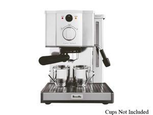 Breville ESP8XL Cafe Roma Stainless Espresso Maker Silver
