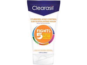 Clearasil SOAP, ACNE, 5IN1, 6.78 OZ.