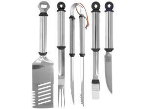 Mr. Bar-B-Q 02147Y 5 Pc. Stainless Tool Set