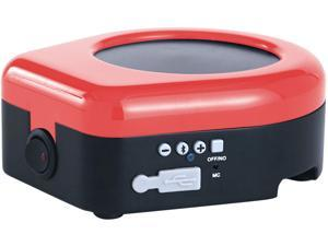 Continental Electric CP-SA015 Red Murray Mug and Candle Warmer, One, Red