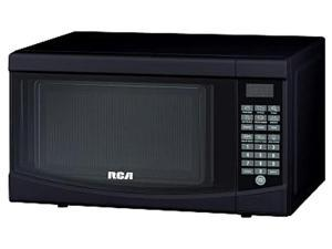 CURTIS International. 700 Watts RCA 0.7 CU Ft Microwave Black RMW953-BLACK