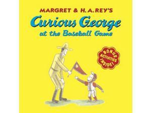 Curious George at the Baseball Game Curious George Driscoll, Laura/ Rey, Margret/ Rey, H. A./ Hines, Anna Grossnickle (Illustrator)