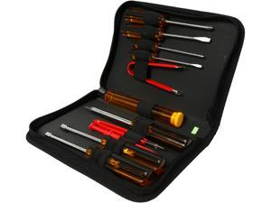 StarTech.com 11 Piece PC Computer Tool Kit with Carrying Case (CTK200)