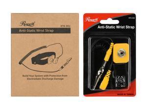 Rosewill Anti-Static Wrist Strap ESD Anti Shock Wristband Bracelet (Packaging May Vary) - RTK-002