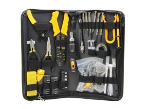 Syba SY-ACC65052 58 Piece Tool Kit for Handyman, Computer Technician, and Electrician