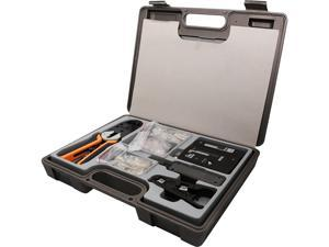 Syba SY-ACC65060 130 Piece Network, Telephone System Installtion & Repair Tool Kit