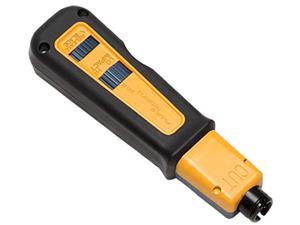 Fluke Networks 10061810 D914S Impact Punch Down Tool with EverSharp 66/110 Cut Blade