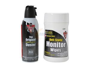 Falcon DPSCT Cleaner, Monitor Wipes Cannister