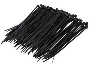 C2G 43037 100pk 6in Cable Ties - Black