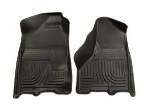 Husky Liners Weatherbeater Series Front & 2Nd Seat Floor Liners 98901