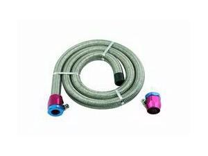 Mr. Gasket Steel Braided Fuel Line Kit