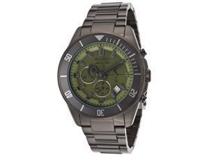 Bulova 98B206 Men's Marine Star Chronograph Watch - Gunmetal Steel