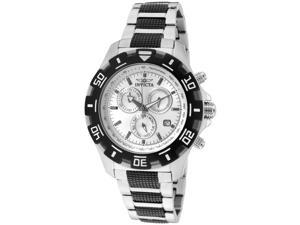 Men's Invicta II 6409 Chronograph Two Tone Watch