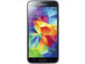 Samsung Galaxy S5 SM-G900A 16GB (AT&T) 4G LTE + Unlocked GSM Smartphone - Black
