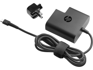 HP CONSUMER X7W50AA#ABA HP USB-C Trvl Pwr Adapt 65W