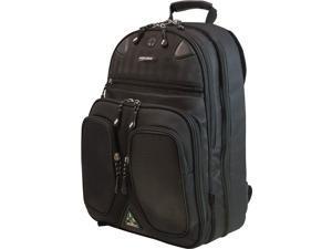 "Mobile Edge Black 17"" ScanFast Checkpoint Friendly Backpack Model MESFBP"