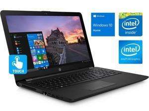 "HP 15.6"" HD Touchscreen Notebook, Intel Quad-Core Pentium Silver N5000 Upto 2.7"
