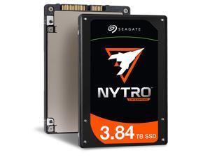 "Seagate Nytro 1351 XA3840LE10063 2.5"" 3.84TB SATA III 3D TLC Solid State Disk - Enterprise"