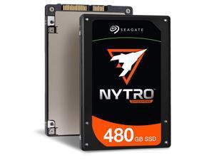 "Seagate Nytro 1351 XA480LE10063 2.5"" 480GB SATA III 3D TLC Solid State Disk - Enterprise"