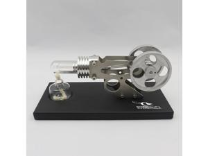 Manson Cycle Stirling Engine