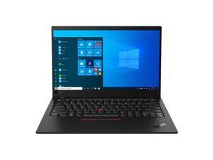 "Lenovo ThinkPad X1 Carbon 20U90035US 14"" FHD Laptop i5-10310U 8GB 256GB SSD W10P"