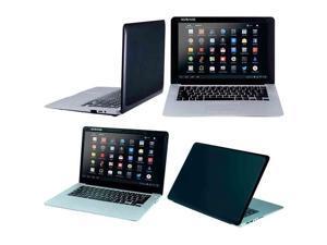 "Craig Electronics Slimbook CLP290-BK Dual Core Processor 4GB Flash SSD 14.0"" Android 4.2 (Jelly Bean)"