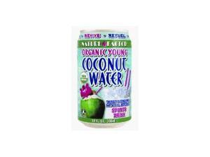 Nature Factor 39528 Organic Young Coconut Water