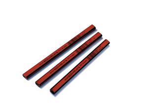 Dixon Ticonderoga 464-19972 997-M 7 Inchmedium Flat Carpenter Pencil