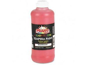 Ready-to-Use Tempera Paint Red 16 oz