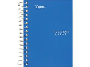 """Mead 45390 Fat Lil' Fashion Notebook 200 Sheets 4"""" x 5.50"""" - 1Each - White Paper"""