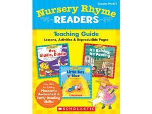 Nursey Rhyme Readers 60 books teaching guide PreK-1