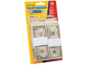 EDUCATIONAL INSIGHTS LETS PRETEND PLAY MONEY - BILLS