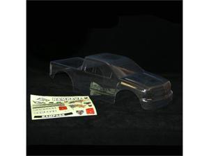 Redcat Racing 50901-Clear .20 Truck Body Clear