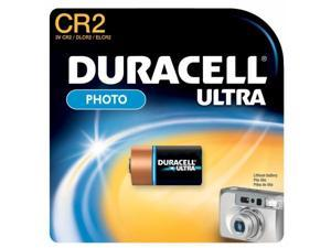 DURACELL Ultra Photo 800mAh 3V CR2 Lithium Battery, 1-pack