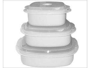 Reston Lloyd 20300 White - Microwave Streamer Set