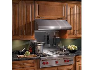 Broan E6448SS 48 Inch Stainless Steel Range Hood With Internal Blower