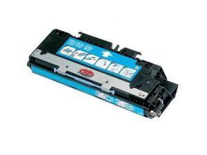 Compatibles-500 Series 500-Q2681A Cyan Toner Cartridge (OEM # HP Q2681A, 311A) 6,000 Page Yield