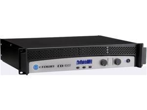 Crown CDi 1000 2 Channel Power Amplifier
