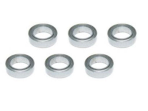 Redcat Racing 16804 8mm x 12mm x 3.5mm Ball Bearings - 6 Pieces