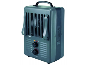 Optimus Heater Portable Utility with Thermostat - H3013