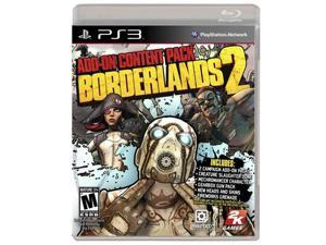 TAKE 2 INTERACTIVE BORDERLANDS 2: ADD-ON CONTENT PACK-NLA TK2 47267