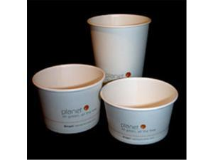 Asean Corporation PLFC-12 Planet Plus 12oz food container - 500 pcs