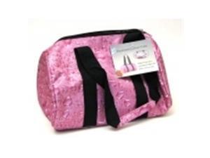 "IWGAC 049-29546 8.5""H Pink Lunch Bag"