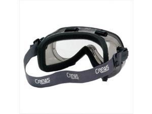 CR 2400F GOGGLE GREY/CLEAR