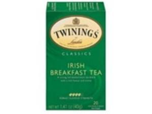 Twinings 26976 Twinings Irish Breakfast Tea- 6x20 BAG
